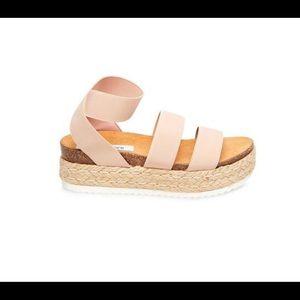 Steve Madden Kimmie sandals blush